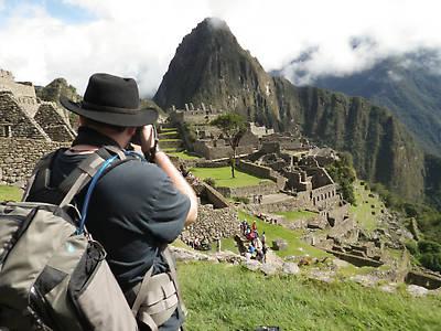 Capturing Machu Picchu